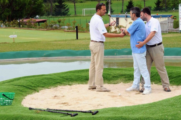 Golf Terapéutico en Italia